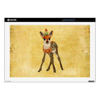 Fawn & Little Deer Laptop Skin