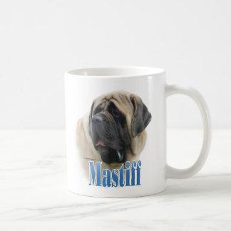 Fawn Mastiff Name Coffee Mug