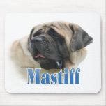 Fawn Mastiff Name Mouse Mats