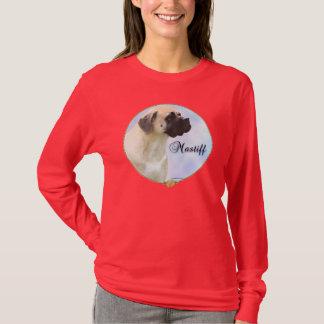 Fawn Mastiff Portrait shirt