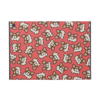 Fawn Pied Frenchies Cover For iPad Mini