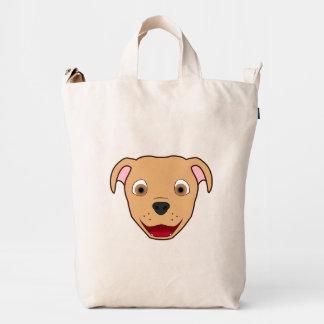 Fawn Pitbull Duck Bag