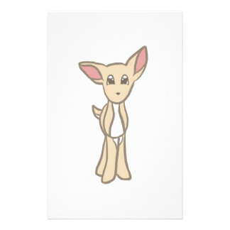 Fawn Stationery