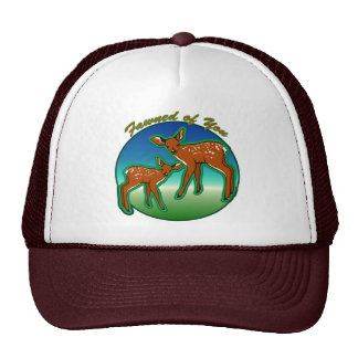Fawned of You (Fond of You) Trucker Hat