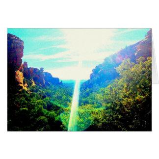 Fay Canyon, Arizona Card