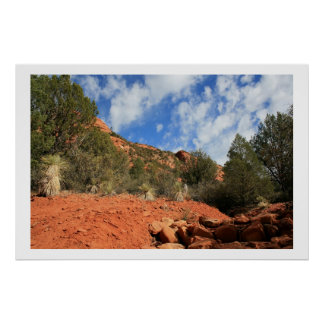 Fay Canyon Landscape Print