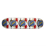 Fayerweather Family Crest Skate Boards