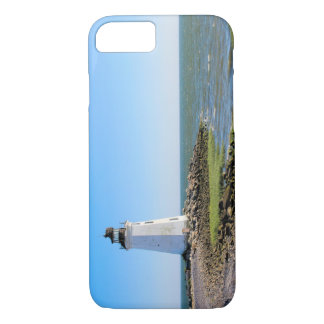 Fayerweather Island Lighthouse, Connecticut iPhone 7 Case