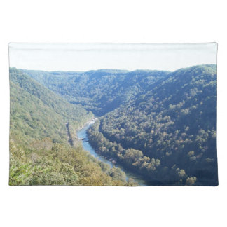 Fayette County.JPG Cloth Placemat