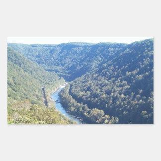 Fayette County.JPG Rectangular Sticker