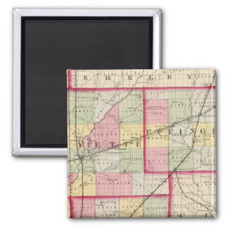 Fayette, Effingham, Marion, counties Magnets