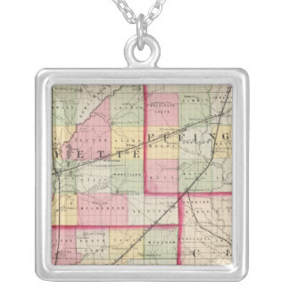 Fayette, Effingham, Marion, counties Personalized Necklace