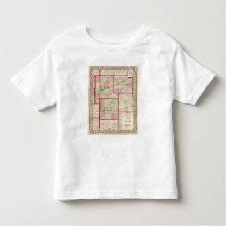 Fayette, Effingham, Marion, counties Toddler T-shirt