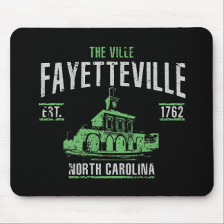 Fayetteville Mouse Pad