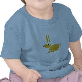 FB equipo divertido del bebé del conejo de Camiseta