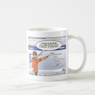 FB It s FREE and Always will be Coffee Mug