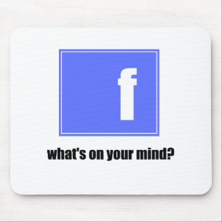 fb mouse pad