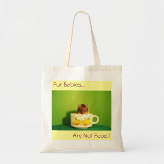 FB_ Not Food Canvas Bags