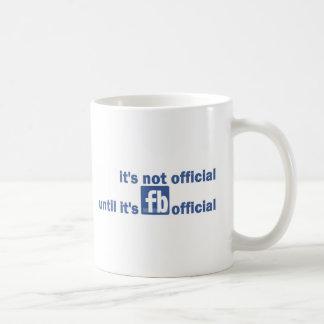 fb official coffee mug