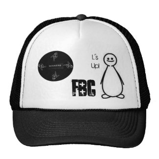 FBC SNAP BACK TRUCKER HAT