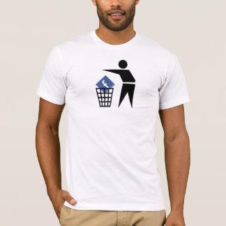 fbdelete T-Shirt