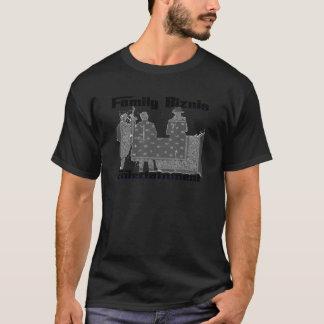 FBE Black on Black Bandana T T-Shirt