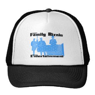 FBE Ice Blue Bandana Trucker Trucker Hat