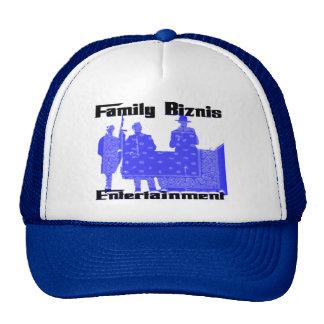 FBE Royal Bandana Trucker Trucker Hat