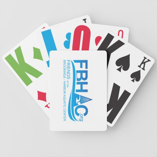 FBHAC playing cards