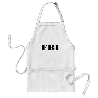 FBI ADULT APRON