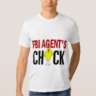 FBI Agent's Chick Tshirts