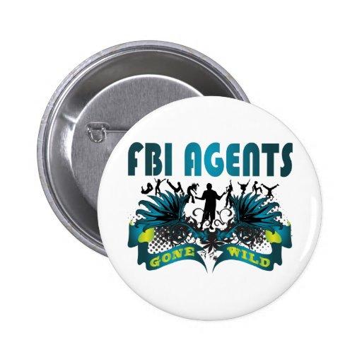 FBI Agents Gone Wild Pins