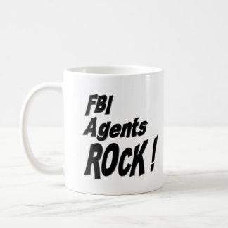 Fbi Agents Rock! Mug