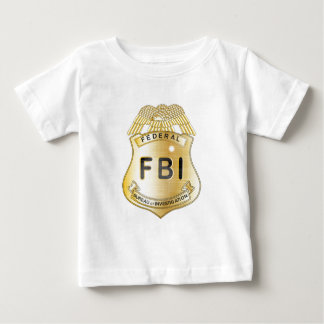 FBI Badge Baby T-Shirt