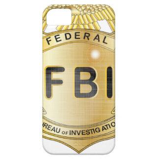 FBI Badge iPhone SE/5/5s Case