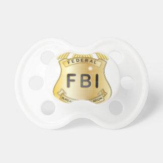 FBI Badge Pacifier