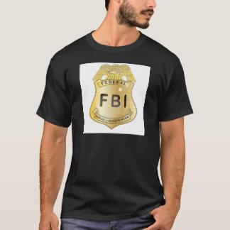 FBI Badge T-Shirt