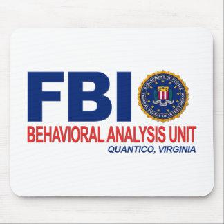 FBI BAU Criminal Mouse Pad