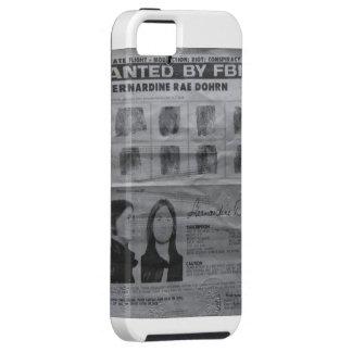 FBI Bernadine Dorhn Iphone 5 Tough Case