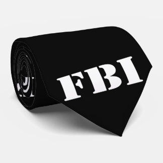 FBI Black Tie