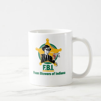 FBI Coffee Mug