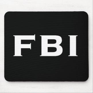 FBI Cool Mouse Pad