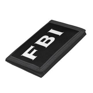 FBI Cool Trifold Wallet