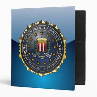 FBI Emblem Binder