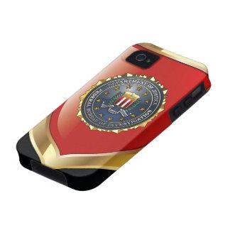 FBI Emblem iPhone 4/4S Case