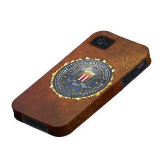 FBI Emblem Case-Mate iPhone 4 Case