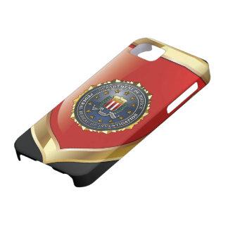FBI Emblem iPhone 5 Cases