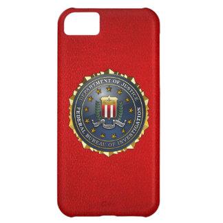 FBI Emblem iPhone 5C Cases