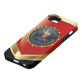 FBI Emblem iPhone 5 Case