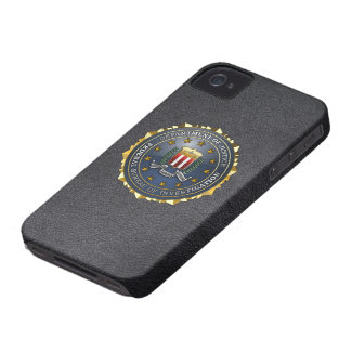 FBI Emblem iPhone 4 Cover